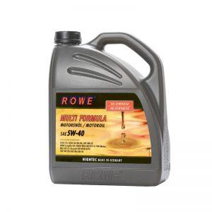 Rowe - 5W40 MULTI FORMULA 4L